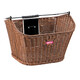 Unix Manolo Bike Basket Klickfix brown
